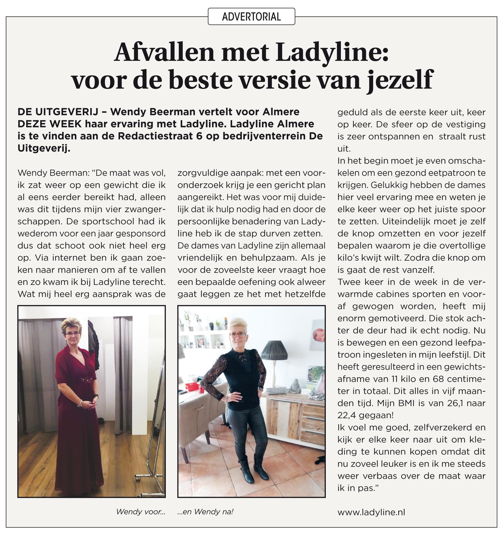 Ladyline Almere