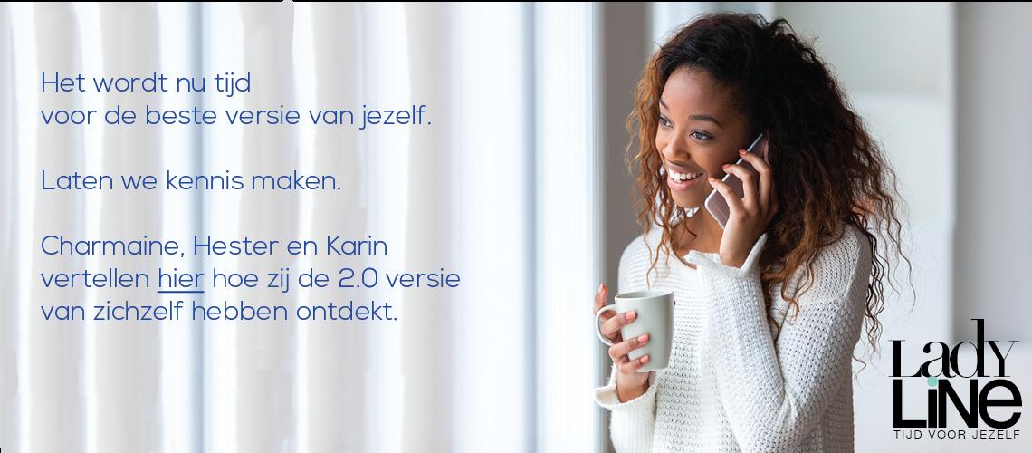 Vrouw met telefoon slider 1140 500 px v.1.1.